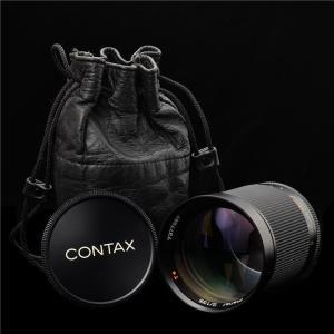 《美品》CONTAX Planar T*135mm F2 MM (60th)|ymapcamera