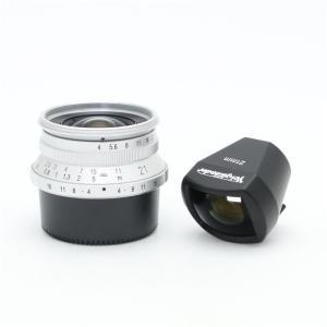 《並品》Voigtlander COLOR SKOPAR 21mm F4(専用ファインダー付き)|ymapcamera