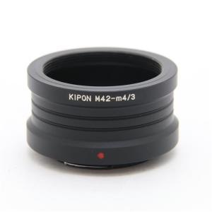 《良品》KIPON マウントアダプター(M42レンズ/マイクロフォーサーズボディ)|ymapcamera