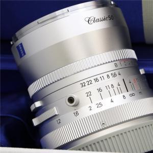 《美品》Carl Zeiss Distagon T*50mm F4ZV Classic(ハッセルブラッド用)|ymapcamera