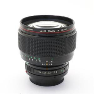 《並品》Canon New FD85mm F1.2L|ymapcamera
