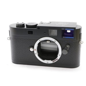 《並品》Leica M9-P ブラックペイント|ymapcamera