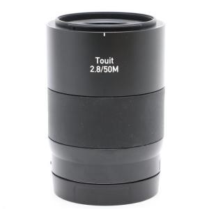 《良品》Carl Zeiss Touit 50mm F2.8 マクロ(ソニーE用)|ymapcamera