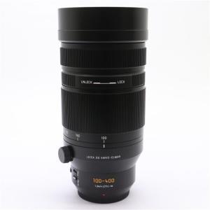 《難有品》Panasonic LEICA DG VARIO-ELMAR 100-400mm F4.0-6.3 ASPH.|ymapcamera