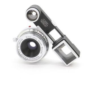 《良品》Leica ズマロン M35mm F3.5 眼鏡付|ymapcamera