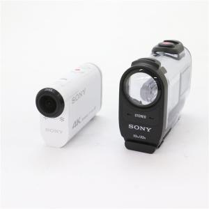 《美品》SONY デジタル4Kビデオカメラレコーダー アクションカム FDR-X1000V W|ymapcamera