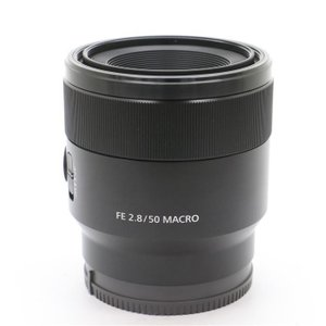《美品》SONY FE 50mm F2.8 Macro SEL50M28|ymapcamera