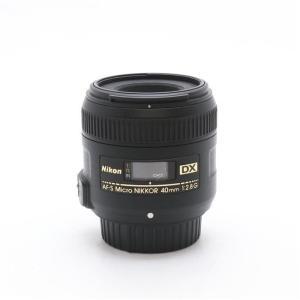 《並品》Nikon AF-S DX Micro NIKKOR 40mm F2.8G|ymapcamera