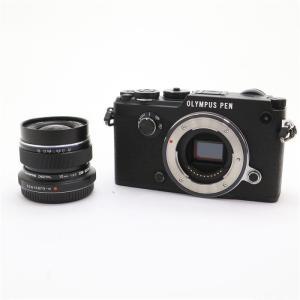 《美品》OLYMPUS PEN-F 12mmF2.0レンズキット ymapcamera