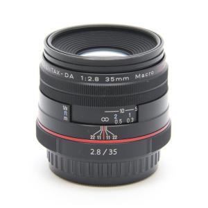 《並品》PENTAX HD DA35mm F2.8 Macro Limited ymapcamera