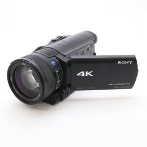 《並品》SONY デジタル4Kビデオカメラレコーダー HANDYCAM FDR-AX100|ymapcamera