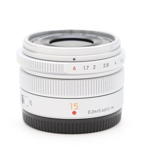 《美品》Panasonic LEICA DG SUMMILUX 15mm F1.7 ASPH.|ymapcamera