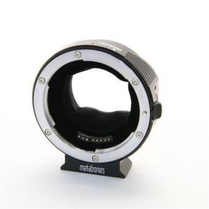 《美品》METABONES マウントアダプター キヤノンEFレンズ/ソニーEボディ用 電子接点付 T Ver.4 MB_EF-E|ymapcamera