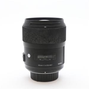 《難有品》SIGMA A 35mm F1.4 DG HSM(ニコン用) ymapcamera