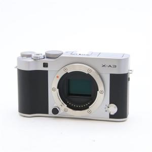 《美品》FUJIFILM X-A3 ボディ|ymapcamera