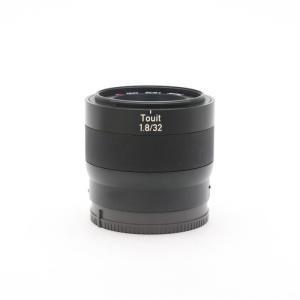 《良品》Carl Zeiss Touit 32mm F1.8(ソニーE用)|ymapcamera