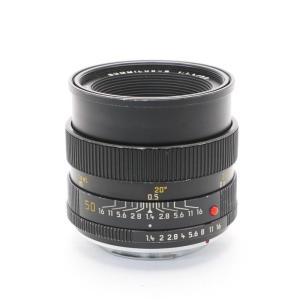 《並品》Leica ズミルックス R50mm F1.4 フード組込 (R-Only)|ymapcamera