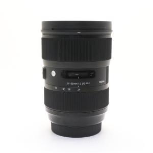 《良品》SIGMA A 24-35mm F2 DG HSM(キヤノン用)|ymapcamera