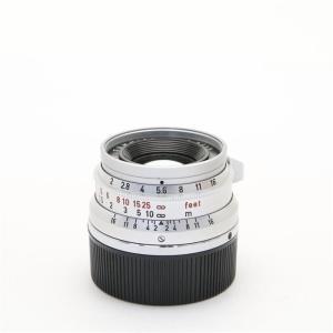 《並品》Leica ズミクロン M35mm F2 (8枚玉) ドイツ|ymapcamera
