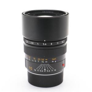 《良品》Leica ズミクロン M90mm F2 E55 フード組込|ymapcamera