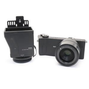 《並品》SIGMA dp3 Quattro LCDビューファインダーキット ymapcamera