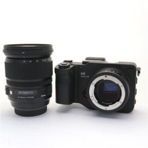 《美品》SIGMA sd Quattro H & A 24-105mm F4 DG OS HSM レンズキット|ymapcamera