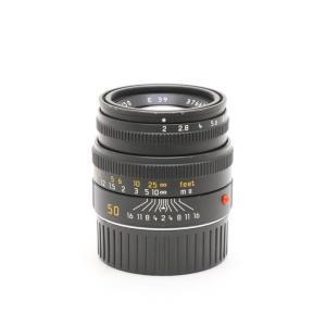 《並品》Leica ズミクロン M50mm F2 レンズフード組込|ymapcamera
