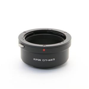 《良品》KIPON マウントアダプター ヤシカコンタックスレンズ/マイクロフォーサーズボディ用|ymapcamera
