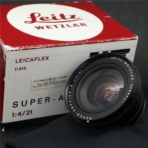 《新同品》Leica スーパーアンギュロン R21mm F4 (2-CAM)|ymapcamera