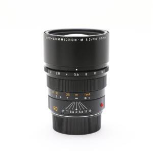 《美品》Leica アポズミクロン M90mm F2.0 ASPH. (6bit)|ymapcamera