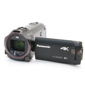 《並品》Panasonic デジタル4Kビデオカメラ HC-WX970M|ymapcamera