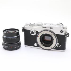 《良品》OLYMPUS PEN-F 12mmF2.0レンズキット|ymapcamera
