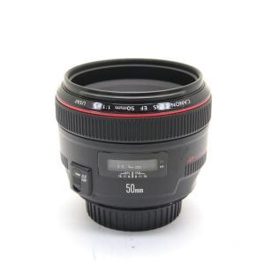 《並品》Canon EF50mm F1.2L USM ymapcamera