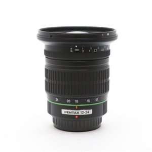 《良品》PENTAX DA 12-24mm F4 ED AL(IF)|ymapcamera