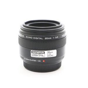《良品》OLYMPUS ZUIKO DIGITAL 35mm F3.5 Macro|ymapcamera