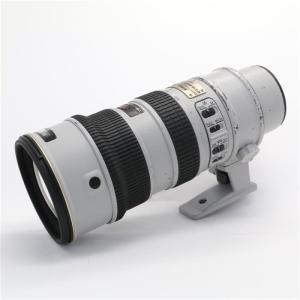 《並品》Nikon AF-S VR ED 70-200mm F2.8 G(IF) ライトグレー|ymapcamera