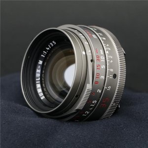 《並品》Leica ズミルックス M35mm F1.4 チタン|ymapcamera