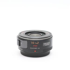 《並品》Panasonic G X PZ 14-42mm F3.5-5.6 ASPH. POWER O.I.S.|ymapcamera