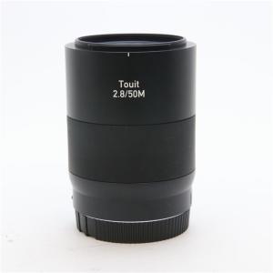 《美品》Carl Zeiss Touit 50mm F2.8 マクロ(ソニーE用)|ymapcamera