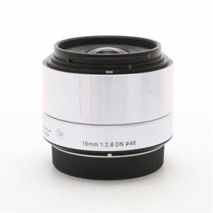 《並品》SIGMA A 19mm F2.8 DN (マイクロフォーサーズ用) ymapcamera
