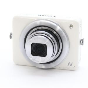 《美品》Canon PowerShot N ステッチブラックセット ymapcamera