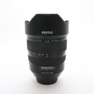 《美品》PENTAX HD D FA 15-30mm F2.8 ED SDM WR|ymapcamera