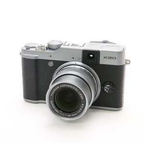 《難有品》FUJIFILM X20|ymapcamera