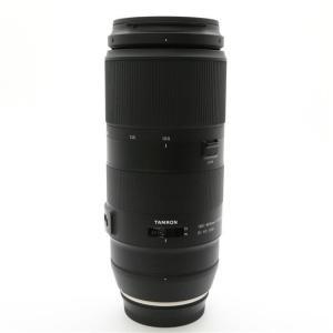 《美品》TAMRON 100-400mm F4.5-6.3 Di VC USD A035E(キヤノン用)|ymapcamera