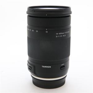 《美品》TAMRON 18-400mm F3.5-6.3 DiII VC HLD B028E(キヤノン用)|ymapcamera
