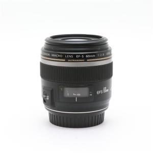 《良品》Canon EF-S60mm F2.8 マクロ USM|ymapcamera
