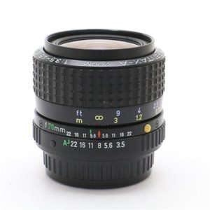 《難有品》PENTAX SMC-PENTAX-A 35-70mm F3.5-4.5|ymapcamera