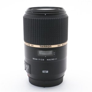 《難有品》TAMRON SP 90mm F2.8 Di MACRO 1:1 VC USD/Model F004(キヤノン用)|ymapcamera