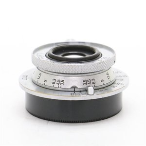 《並品》Leica エルマー L35mm F3.5|ymapcamera