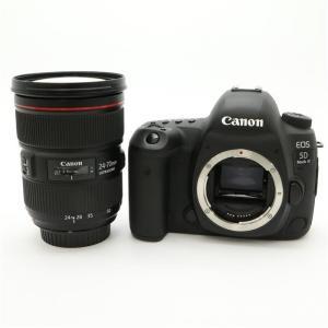 《美品》Canon EOS 5D Mark IV EF24-70 F2.8L II USM レンズキット|ymapcamera